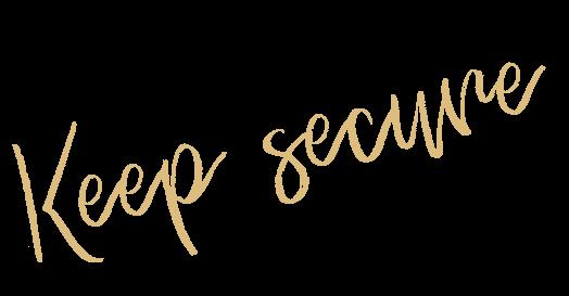 keep sureness